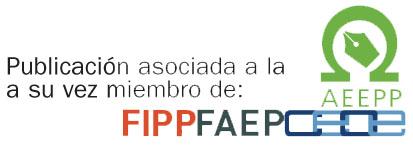 Logotipo publicación asociada a AEEPP