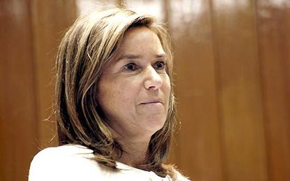 Ana Mato, ministra de Sanidad, Servicios Sociales e Igualdad