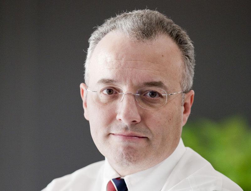 Alberto Andreu, responsable de Reputación y Responsabilidad Corporativa de Telefónica