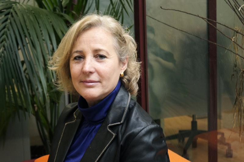 Lourdes Méndez Monasterio, nueva presidente de la Comisión de Discapacidad del Congreso