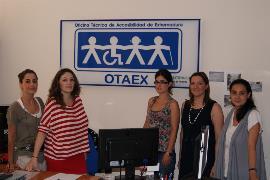 Equipo de OTAEX
