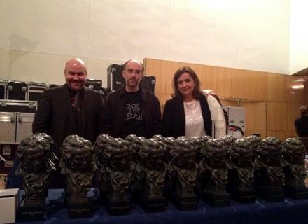 El CERMI en la gala de los Goya