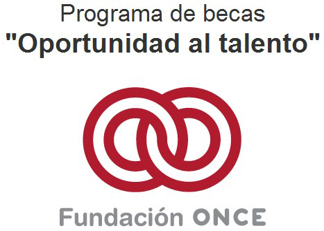 Programa de becas 'Oportunidad al talento' de Fundación ONCE