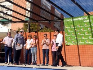 IX Día del Voluntariado, organizado por Iberdrola y el CERMI Región de Murcia