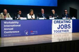 Inauguración del Workability International Conference 2014