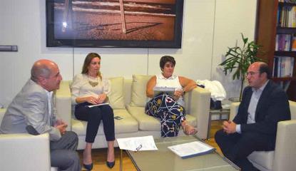 Educación y el CERMI Región de Murcia colaboran en la redacción de los planes individualizados de trabajo para los alumnos con discapacidad