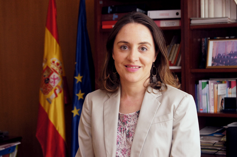 Blanca Hernández, Delegada del Gobierno para la Violencia de Género