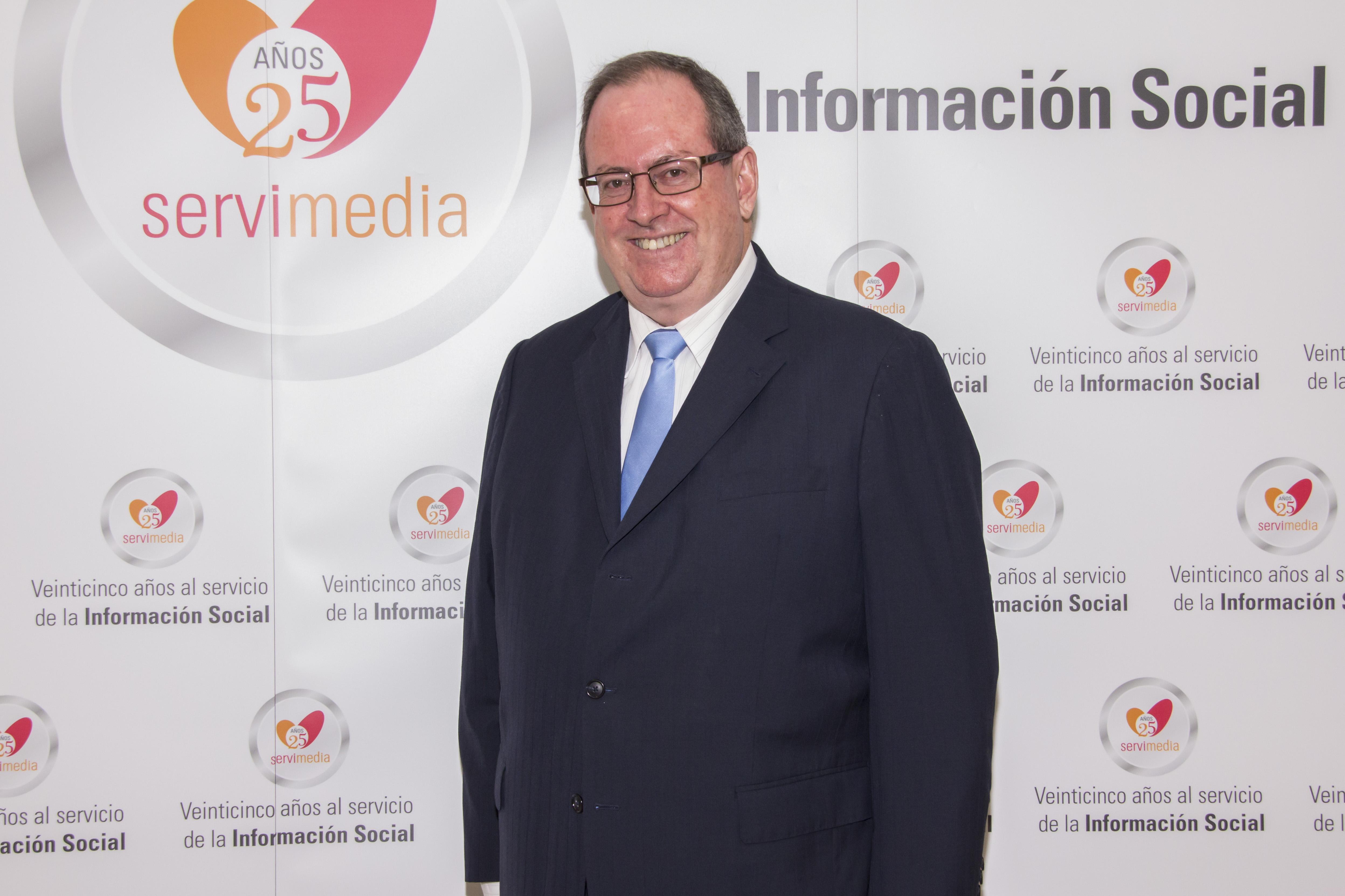 Patrick Maher, presidente de Workability International