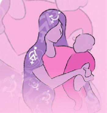 Ilustración del Seminario 'Mujer con discapacidad: derecho a formar una familia y a la maternidad'
