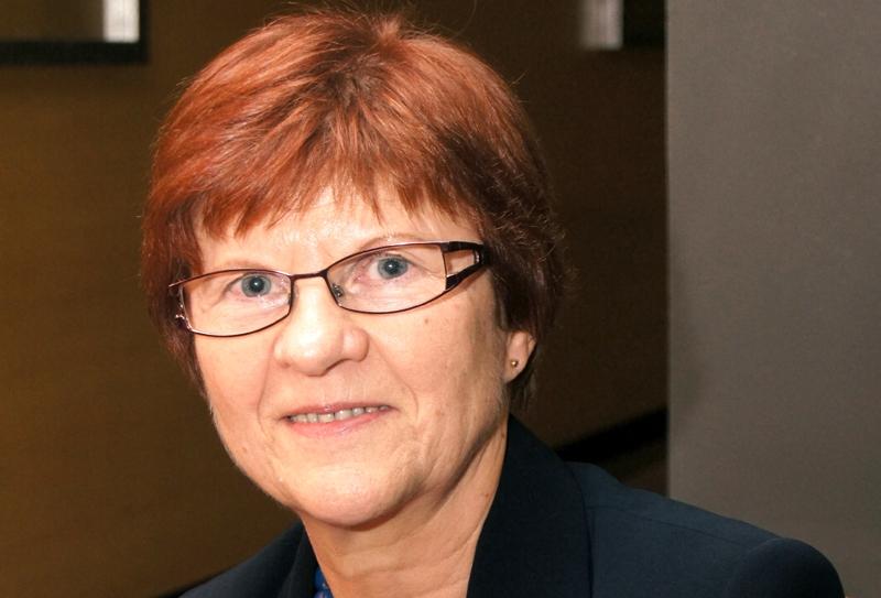 Marjatta Varanka, presidenta de Workability Europe