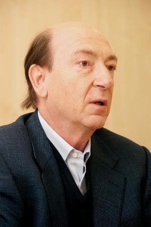 Luis Márquez de la Plata, responsable de la Fundación Globomedia