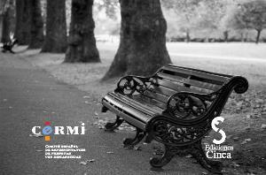 Imagen de una publicación del CERMI sobre prestación sociosanitaria