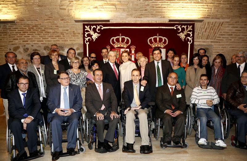 El CERMI Castilla-La Mancha valora la unanimidad alcanzada en las Cortes de la región para la aprobación de la Ley de Garantía de las personas con discapacidad