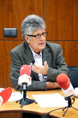 Ángel Calle, jefe de valoración del IMSERSO