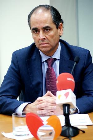 Jesús Arroyo, Coordinador de la Asesoría de Servicios Sociales de la Dirección General de la ONCE