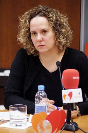 Ruth Vidriales, presidenta de la Comisión de Valoración de la Discapacidad del CERMI