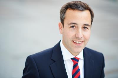 Pedro Carrascal, director ejecutivo de Esclerosis Múltiple España