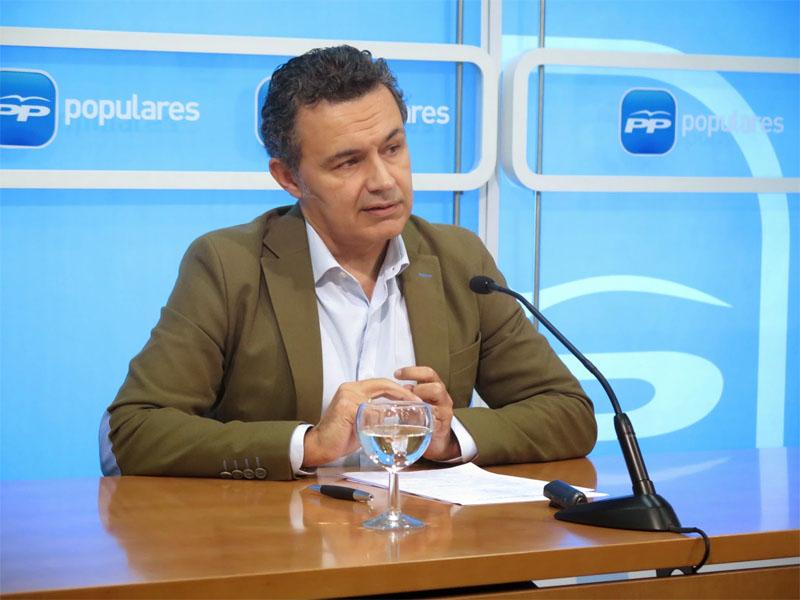 Conrado Escobar, Diputado Nacional del Partido Popular de La Rioja y Portavoz de Interior del Grupo Popular en el Congreso