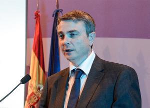 Miguel Ángel Casas, presidente de Autismo España