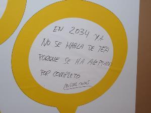 Deseo escrito por el presidente de Autismo España, Miguel Ángel Casas