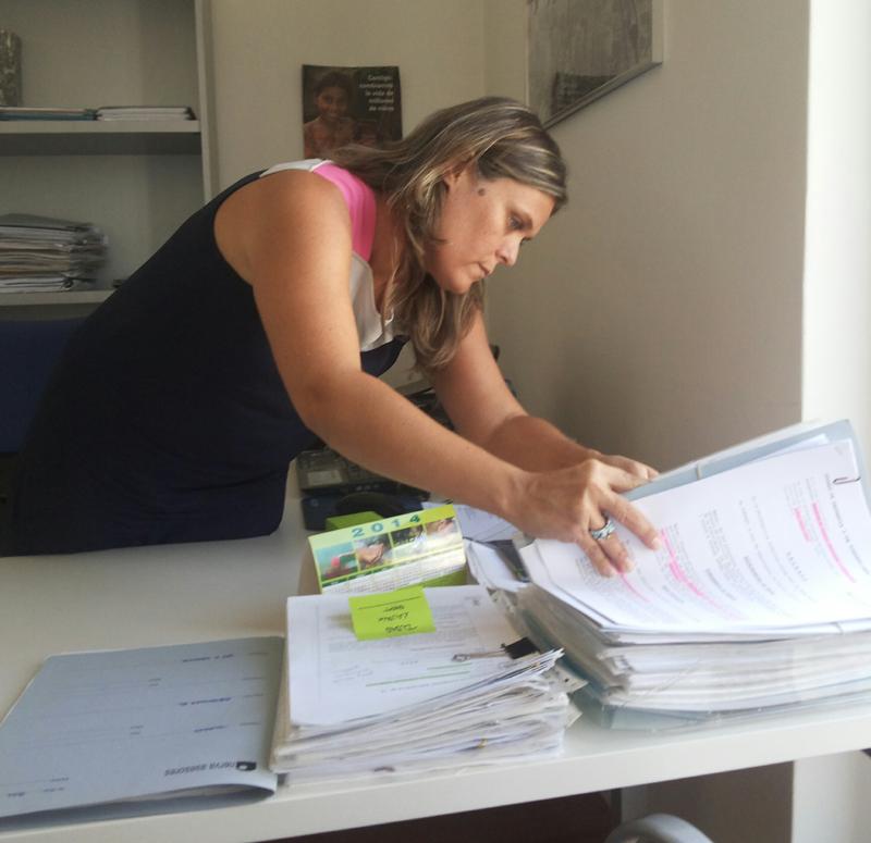 Mónica Aguado, asesora jurídica del CERMI Comunidad Valenciana