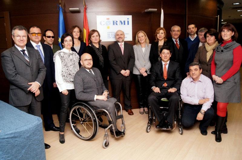Presidentes de las comisiones de discapacidad de los parlamentos autonómicos apuestan por más transversalidad en las políticas que afecten al colectivo