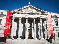 Detalle del Congreso de los Diputados el pasado 6 de diciembre