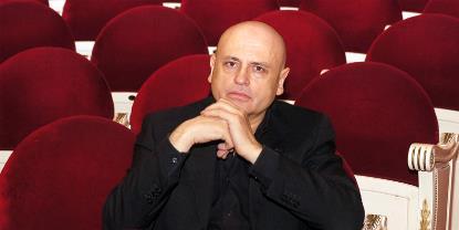Juan Carlos Pérez de la Fuente, director de teatro