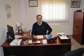 José Galindo, presidente del CERMI Extremadura