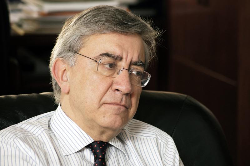 Juan A. Gimeno, Rector de la UNED