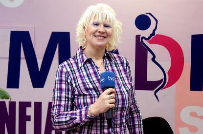 Ana Fernández, periodista especializada en periodismo social