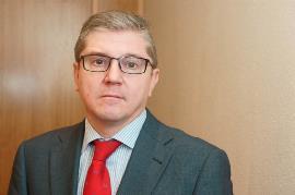 Mariano Casado, presidente de Feaps Madrid