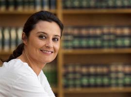 Laura Seara, portavoz del Grupo Parlamentario Socialista en la Comisión de políticas integrales para la discapacidad del Congreso