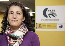 María Luz Esteban, directora del CNLSE