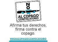 Logotipo 'No al copago'