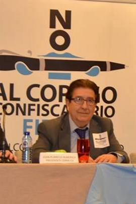 Juan Planells Almerich, presidente del CERMI CV