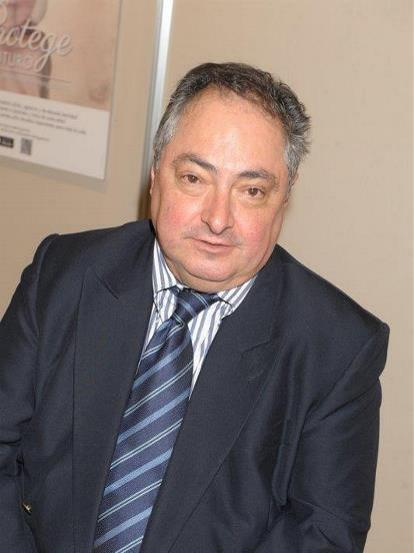 Luis Gallego, presidente de FEDOP
