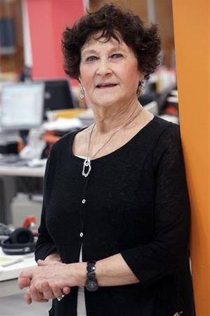 Berta Brusilovsky, arquitecta