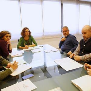 El PSOE tendrá en cuenta las propuestas de la Plataforma del Tercer Sector al redactar sus programas electorales local y autonómico