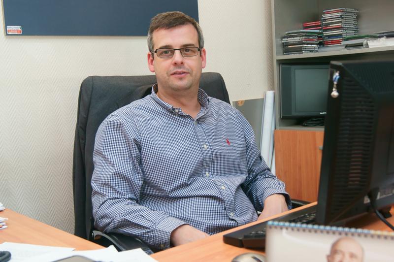 Luis Leardy, director de Comunicación del Comité Paralímpico Español