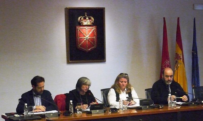 El CERMIN reclama en el Parlamento de Navarra que la discapacidad sea tratada de manera trasversal en toda la acción política del Gobierno