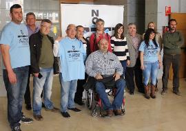 La delegación de CERMI en Alicante  presenta la Iniciativa Legislativa Popular (ILP) para modifica la Ley de Dependencia