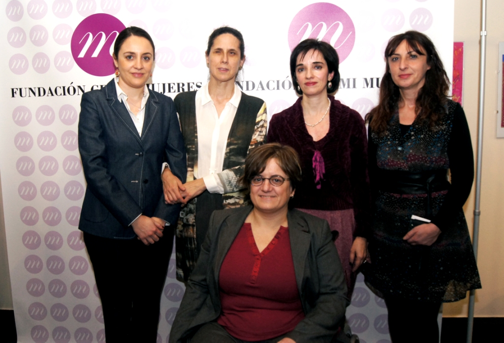 El CERMI ha presentado la Fundación CERMI Mujeres