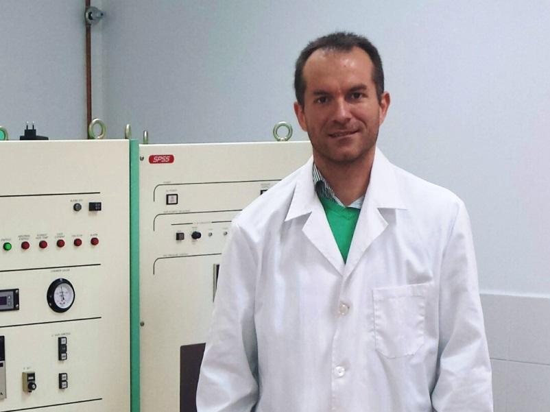 Eugenio Zapata, investigador y científico