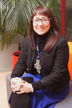 Mari Luz Sanz, presidenta de CERMIN