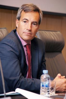 Alejando Oñoro, consejero delegado de Ilunion