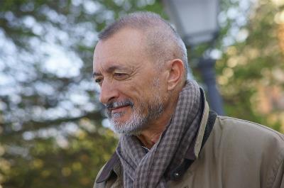Arturo Pérez-Reverte, académico y escritor