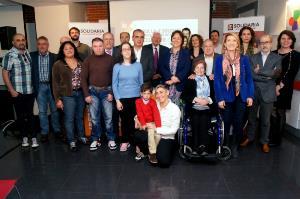 La Plataforma de ONG de Acción Social y la Plataforma del Tercer Sector presentan la camapaña de la X solidaria