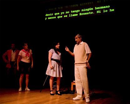 Teatro subtitulado