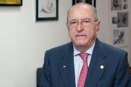 Juan Lara, presidente de la Plataforma de ONGs de Acción Social (POAS)